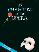 The Phantom Of The Opera (Organ) Sheet Music