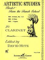 Artistic Studies, Book 1 Sheet Music