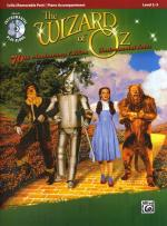 Yip Harburg/ The Wizard Of Oz - 70th Anniversary Instrumental Solos (Cello) Sheet Music
