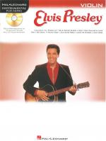 Hal Leonard Instrumental Play-Along: Elvis Presley (Violin) Sheet Music