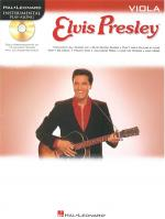 Hal Leonard Instrumental Play-Along: Elvis Presley (Viola) Sheet Music
