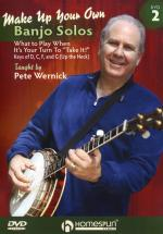 Pete Wernick: Make Up Your Own Banjo Solos - DVD 2 Sheet Music