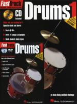 Fast Track: Drums Method Starter Pack Sheet Music