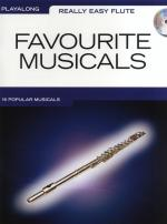 Really Easy Flute: Favourite Musicals Sheet Music