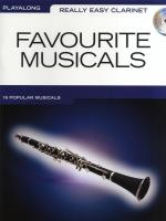 Really Easy Clarinet: Favourite Musicals Sheet Music