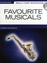 Really Easy Saxophone: Favourite Musicals Sheet Music