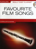 Really Easy Clarinet: Favourite Film Songs Sheet Music