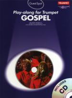 Guest Spot: Gospel Play-Along For Trumpet Sheet Music