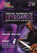 Bernie Worrell: Creative Techniques For Keyboards - Building Grooves And Layering Sounds Sheet Music