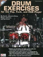 Ralph Johnson (Earth, Wind And Fire): Drum Exercises For The Pop, Funk, And R&B Player Sheet Music