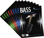 Rockschool Complete Bass Guitar Pack - Grades 1-8 + Companion Guide Sheet Music
