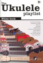 The Ukulele Playlist: White Book Sheet Music