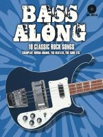 Bass Along - 10 Classic Rock Songs Sheet Music