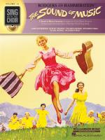 Sing With The Choir Volume 12: The Sound Of Music Sheet Music