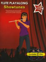 You Take Centre Stage: Flute Playalong Showtunes Sheet Music
