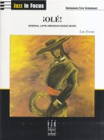 ¡Olé! - Original Latin American Dance Music Sheet Music