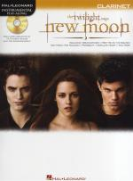 Hal Leonard Instrumental Play-Along: Twilight - New Moon (Clarinet) Sheet Music