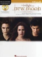 Hal Leonard Instrumental Play-Along: Twilight - New Moon (Cello) Sheet Music