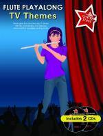 You Take Centre Stage: Flute Playalong TV Themes Sheet Music
