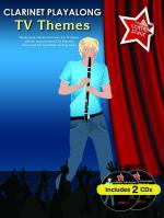 You Take Centre Stage: Clarinet Playalong TV Themes Sheet Music