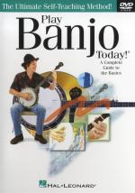 Play Banjo Today! - DVD Sheet Music