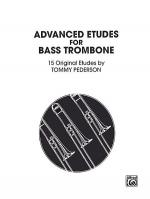 Etudes for Bass Trombone Sheet Music