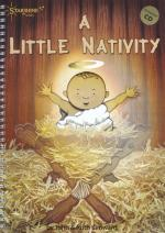 John Kenward/ A Little Nativity (Director's Pack/CD) Sheet Music