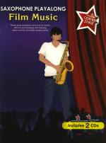 You Take Centre Stage: Saxophone Playalong Film Music Sheet Music