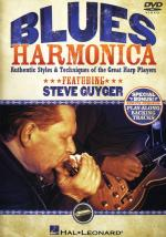 Steve Guyger: Blues Harmonica - Authentic Styles And Techniques Of The Great Harp Players Sheet Music