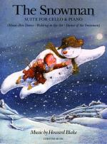 The Snowman Suite - Cello/Piano Sheet Music