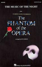 The Music Of The Night (The Phantom Of The Opera) - SATB/Piano Sheet Music