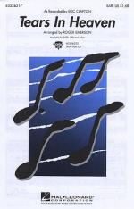 Tears In Heaven (SATB/Piano) Sheet Music