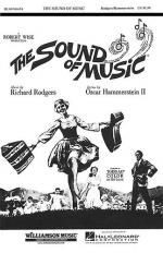 The Sound Of Music (SATB/Piano) Sheet Music