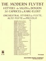 The Modern Flutist Sheet Music