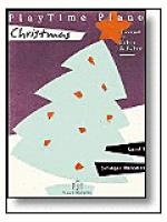 PlayTime® Christmas Sheet Music