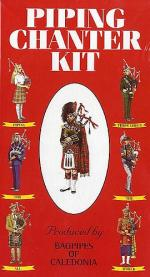 Beginners Piping Chanter Kit Sheet Music