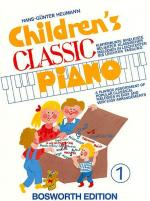 Children's Classic Piano Book 1 Sheet Music