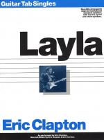 Guitar Tab Single: Layla Sheet Music