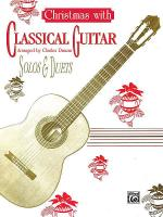 Christmas with Classical Guitar Solos & Duets Sheet Music
