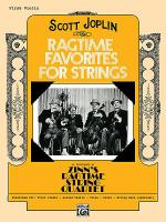 Ragtime Favorites for Strings Sheet Music