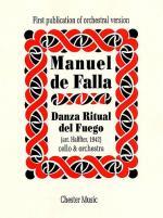 Danza Ritual del Fuego Sheet Music