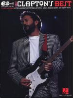 Eric Clapton's Best: Easy Guitar Notes And Tab Sheet Music