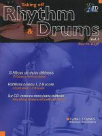 Taking Off Rhythm & Drums Volume 1 Sheet Music
