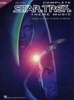 Complete Star Trek Theme Music: Easy Piano Sheet Music