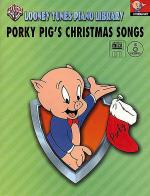 Looney Tunes Piano Library - Porky Pig's Christmas Songs (with CD & MIDI) Sheet Music