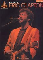 The Best Of Eric Clapton - Guitar Recorded Versions Sheet Music