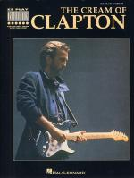 The Cream Of Clapton E-Z Play Guitar Sheet Music