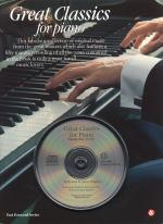 Great Classics For Piano Sheet Music