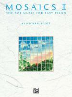 Mosaics, Volume 1 Sheet Music