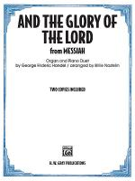 And the Glory of the Lord (from Messiah) Sheet Music